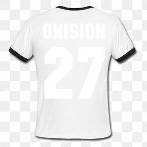 Retro T-shirt Printing - Ringer T-shirt Clothing Spreadshirt PNG