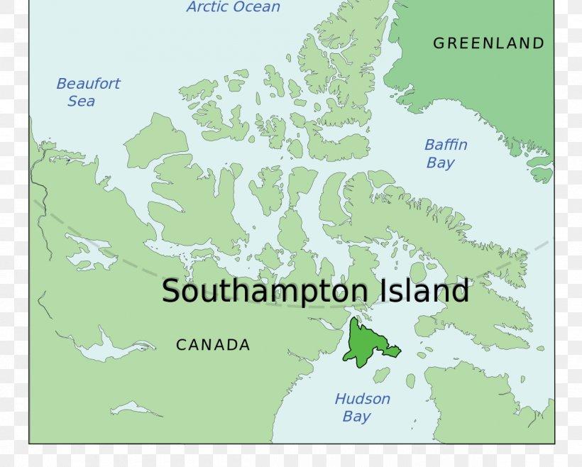 Southampton Island Canadian Arctic Archipelago Beechey