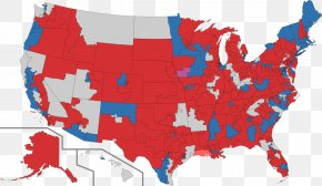 United States - United States Blank Map US Presidential Election 2016 PNG