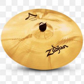 Crashcymbal - Avedis Zildjian Company Crash Cymbal Drums Splash Cymbal PNG