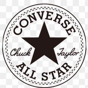 T-shirt - T-shirt Chuck Taylor All-Stars Converse Crew Neck Logo PNG