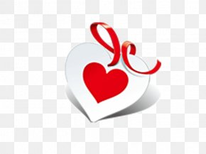 Heart-shaped - Heart Valentine's Day Love Romance PNG