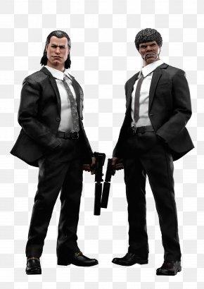 Samuel L Jackson - Vincent Vega Gangster Film Figurine Action & Toy Figures PNG