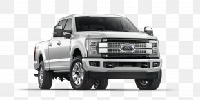 Ford - Ford Super Duty Pickup Truck Car Ford F-Series PNG