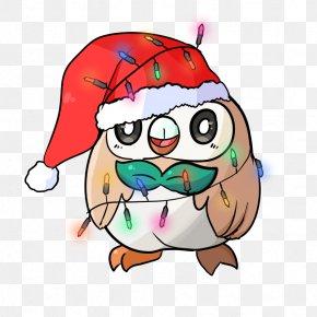 Santa Claus - Santa Claus Christmas Ornament Rowlet Clip Art PNG