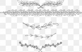 European-style Lace Separator Bar - Europe Adobe Illustrator PNG