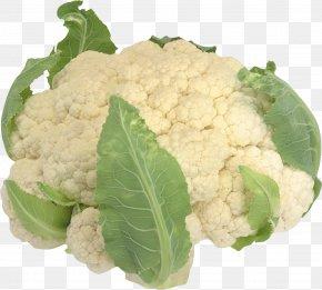 Cauliflower - Cauliflower Cabbage Broccoli Clip Art PNG