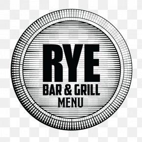 Bar & Grill Logo Emblem Brand - Rye Grill & Bar Rye PNG