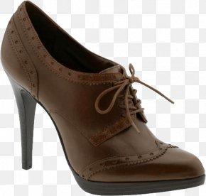 Women Shoes Image - Oxford Shoe PNG