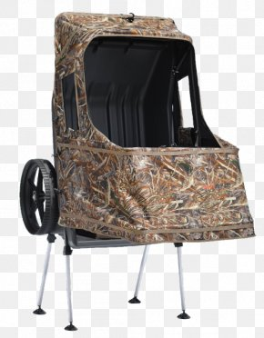 Hunting Blinds - Duck Waterfowl Hunting Hunting Blind Goose PNG