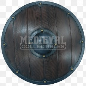 Viking SHIELD - Round Shield Live Action Role-playing Game Weapon Viking Age Arms And Armour PNG