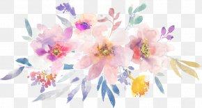 Spring Cut Flowers - Floral Design PNG