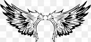 Vector Tattoo Bird Wings Of The Pro PNG