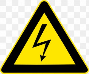 High Voltage - Electronic Symbol Electricity Clip Art PNG