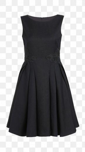 Dress Without Sleeve - Little Black Dress Shoulder Sleeve PNG