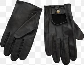 Leather Gloves Image - Driving Glove Leather Suede Cycling Glove PNG
