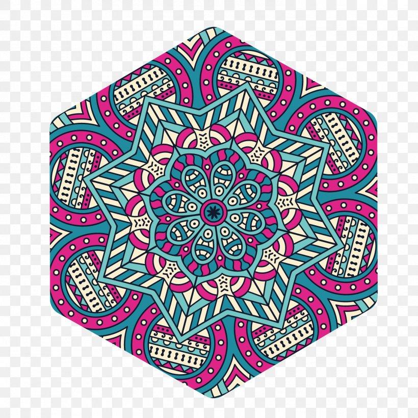Vector Graphics Image Euclidean Vector Motif, PNG, 1501x1501px, Motif, Area, Magenta, Miao People, Paisley Download Free