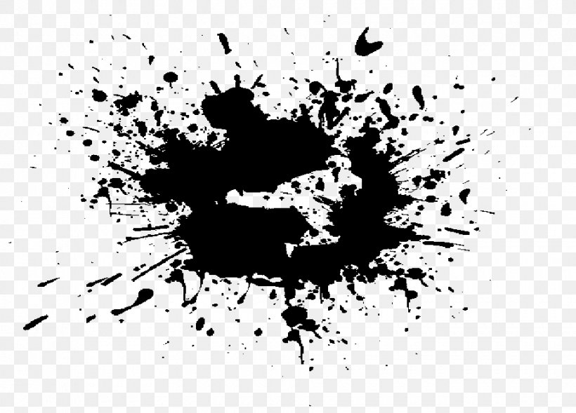 Paint Ink, PNG, 920x661px, Paint, Art, Black, Black And White, Brand Download Free