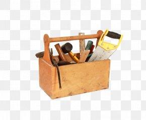 Toolbox - Toolbox Hammer Saw PNG