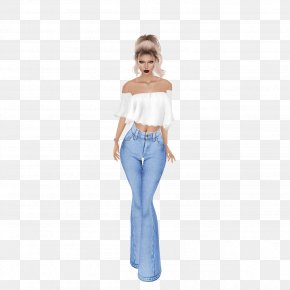 Jeans - Jeans Waist Denim Clothing Sleeve PNG
