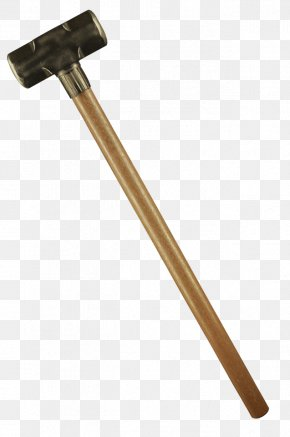 Hammer - Sledgehammer Hand Tool Larp Axe Live Action Role-playing Game PNG