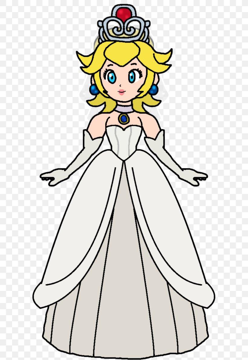 Princess Peach Super Mario Odyssey Wedding Dress Prom Png