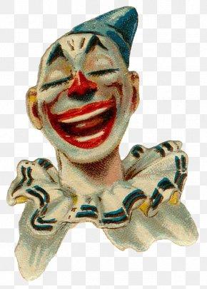 Circus Clown - Circus Clown Performance Fair Vintage Clothing PNG