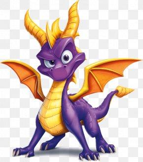 Crash Bandicoot And Spyro The Dragon - Crash Bandicoot Purple: Ripto's Rampage And Spyro Orange: The Cortex Conspiracy Spyro The Dragon Spyro Reignited Trilogy The Legend Of Spyro: Darkest Hour The Legend Of Spyro: A New Beginning PNG