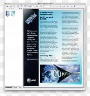 Djvu File Format Specification - DjVuLibre Computer File Filename Extension PDF PNG