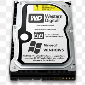 Computer Disc - Macintosh Western Digital Hard Disk Drive Data Recovery Icon PNG