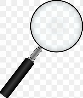 Magnifying Glass Object - Magnifying Glass Loupe Clip Art PNG