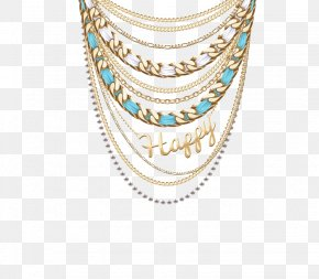 Necklace Design - Necklace Jewellery Jewelry Design PNG