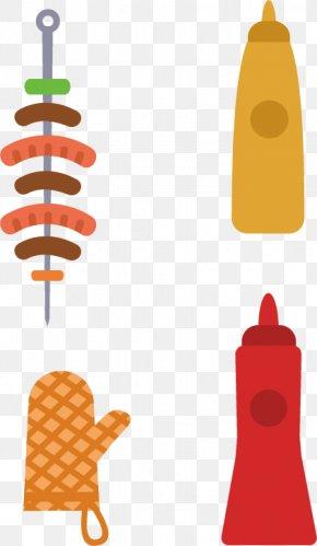 Vector Barbecue - Barbecue Churrasco Hot Dog Food Clip Art PNG