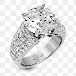Engagement Ring - Engagement Ring Jewellery Milanj Diamonds PNG