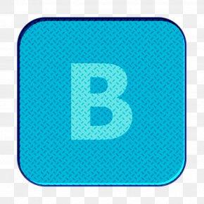 Electric Blue Azure - Logo Icon Logotype Icon Vk Icon PNG