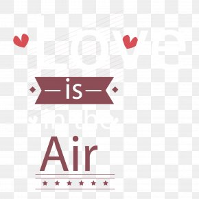 Love Is In The Air Vector Business Card - Love Euclidean Vector Icon PNG