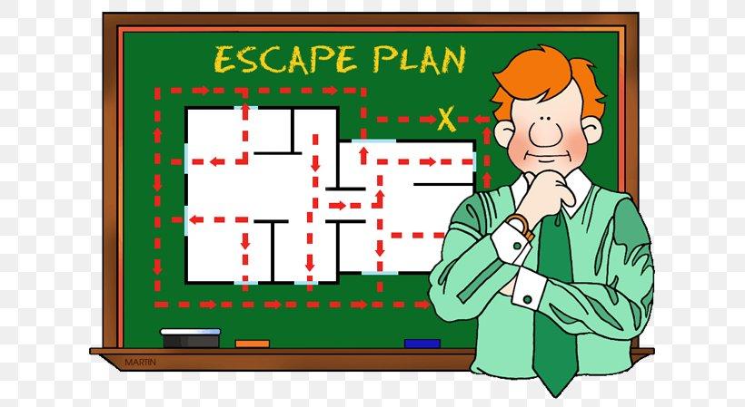 Escape Clip Art