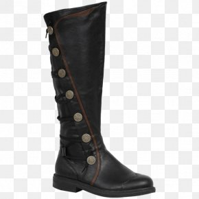Boot - Knee-high Boot Shoe Snow Boot Sneakers PNG