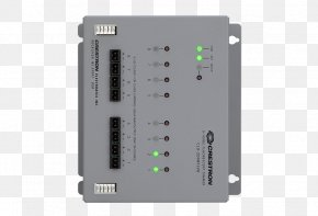 Lighting Control System - Crestron Electronics Dimmer 0-10 V Lighting Control Electronic Component PNG