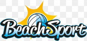 Beach Volleyball Cliparts - Logo Beach Volleyball Clip Art PNG
