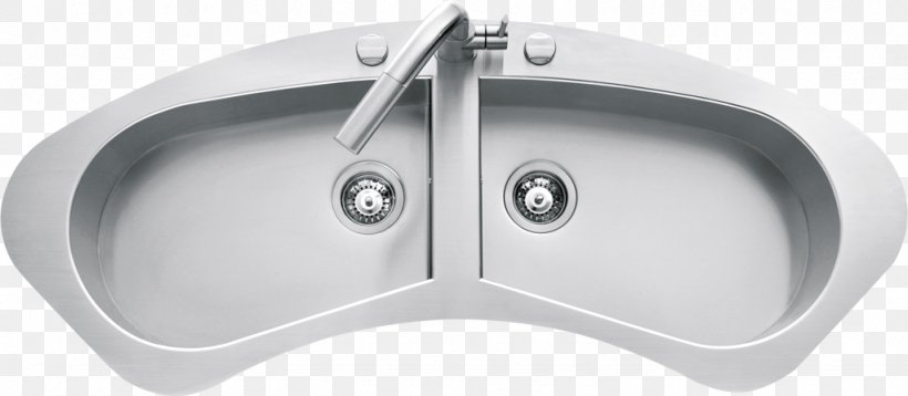 Kitchen Sink Stainless Steel, PNG, 1024x448px, Sink, Bathroom Sink, Composite Material, Edelstaal, Franke Download Free