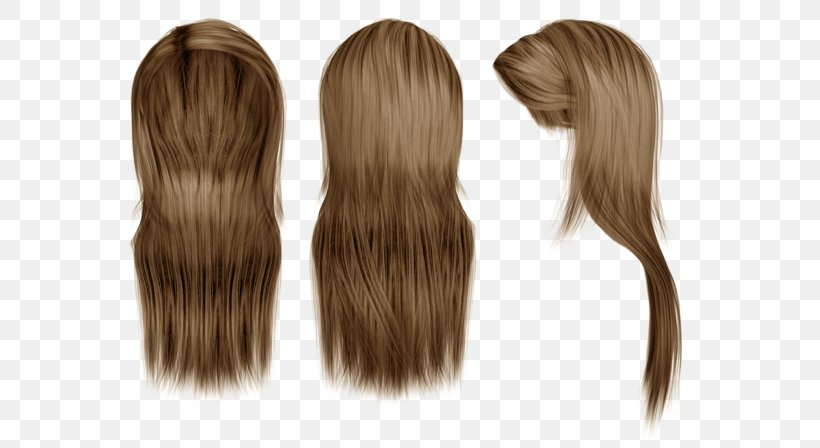 Long Hair Wig Png 600x448px Long Hair Blond Brown Hair