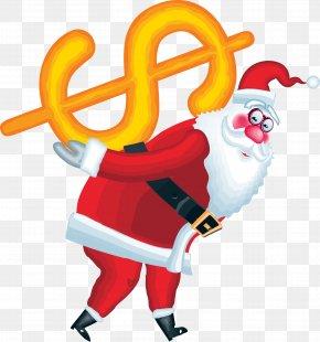 Vector Santa Claus - Santa Claus Ded Moroz Christmas Illustration PNG