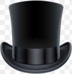 Top Hat Black Clip Art Image - YouTube Clip Art PNG