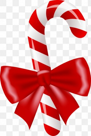 Lollipop - Christmas Candy Canes Stick Candy Ribbon Candy Clip Art PNG