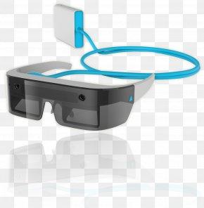 Virtual Reality - Smartglasses Augmented Reality Microsoft HoloLens Virtual Reality Headset Head-mounted Display PNG