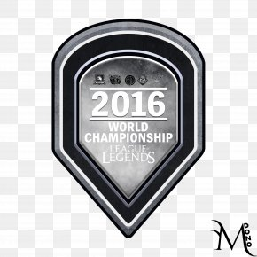 Game Logo - 2016 League Of Legends World Championship Splyce Art G2 Esports PNG