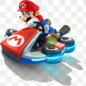 Mario Kart - Mario Kart 8 Deluxe Super Mario Kart Super Mario Bros. PNG