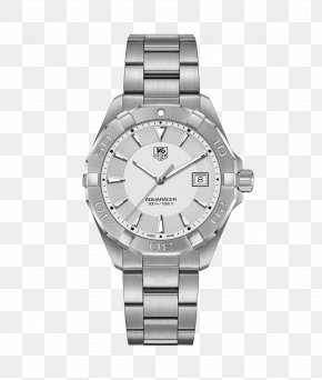 TAG Heuer - TAG Heuer Aquaracer Watch Swiss Made Chronograph PNG
