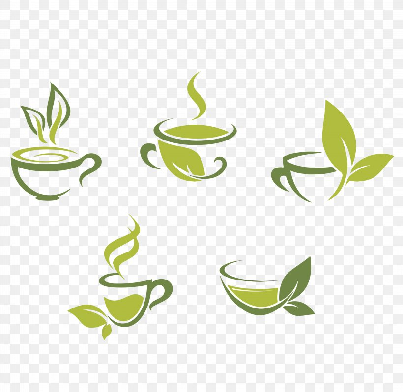 Green Tea Coffee Stock Photography, PNG, 4251x4139px, Tea, Branch, Coffee, Drink, Flower Download Free